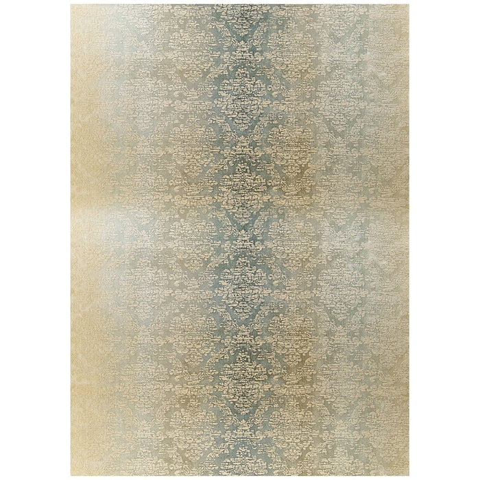 Nourison Luminance LUM03 Sea Mist Rug