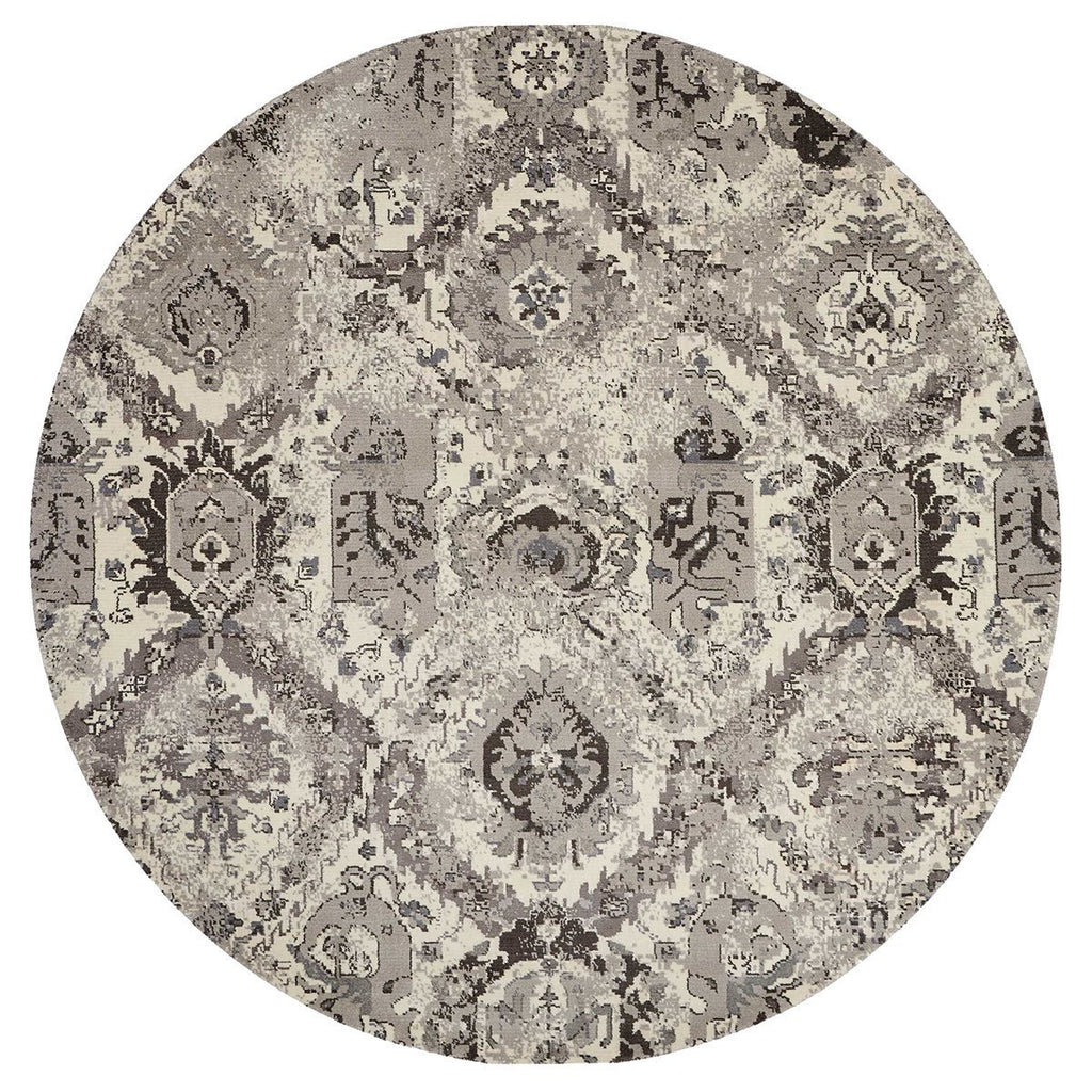 Nourison Twilight TWI03 Ivory Grey Rug