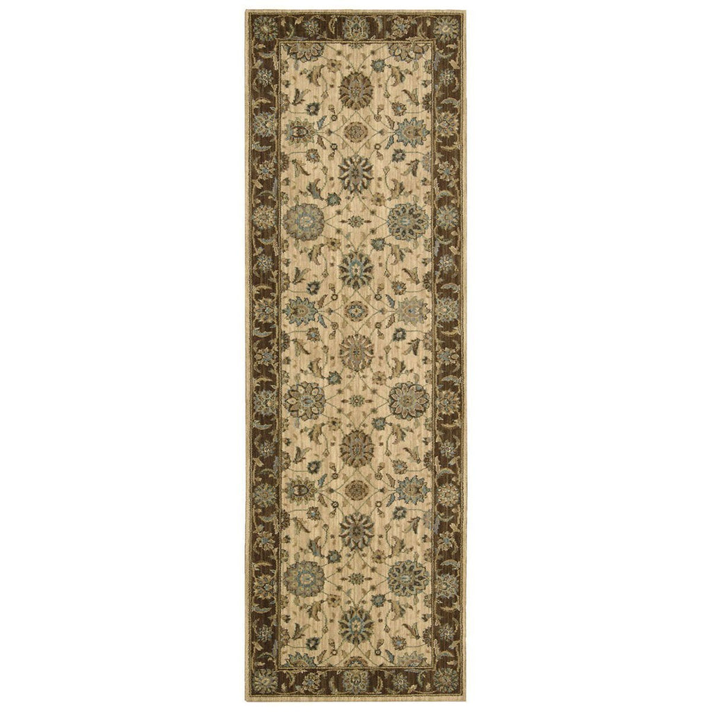 Nourison Living Treasures LI05 Beige Rug