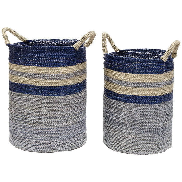 Palecek Bayshore Baskets Set of 2