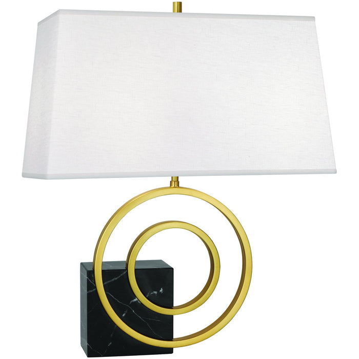 Robert Abbey Jonathan Adler Saturn 2-Light Table Lamp