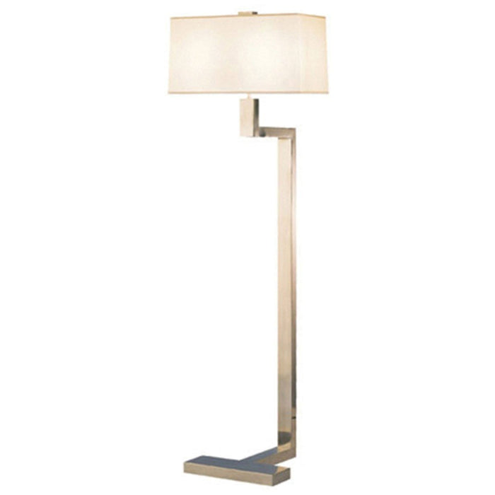 "Robert Abbey Doughnut ""C"" Floor Lamp"