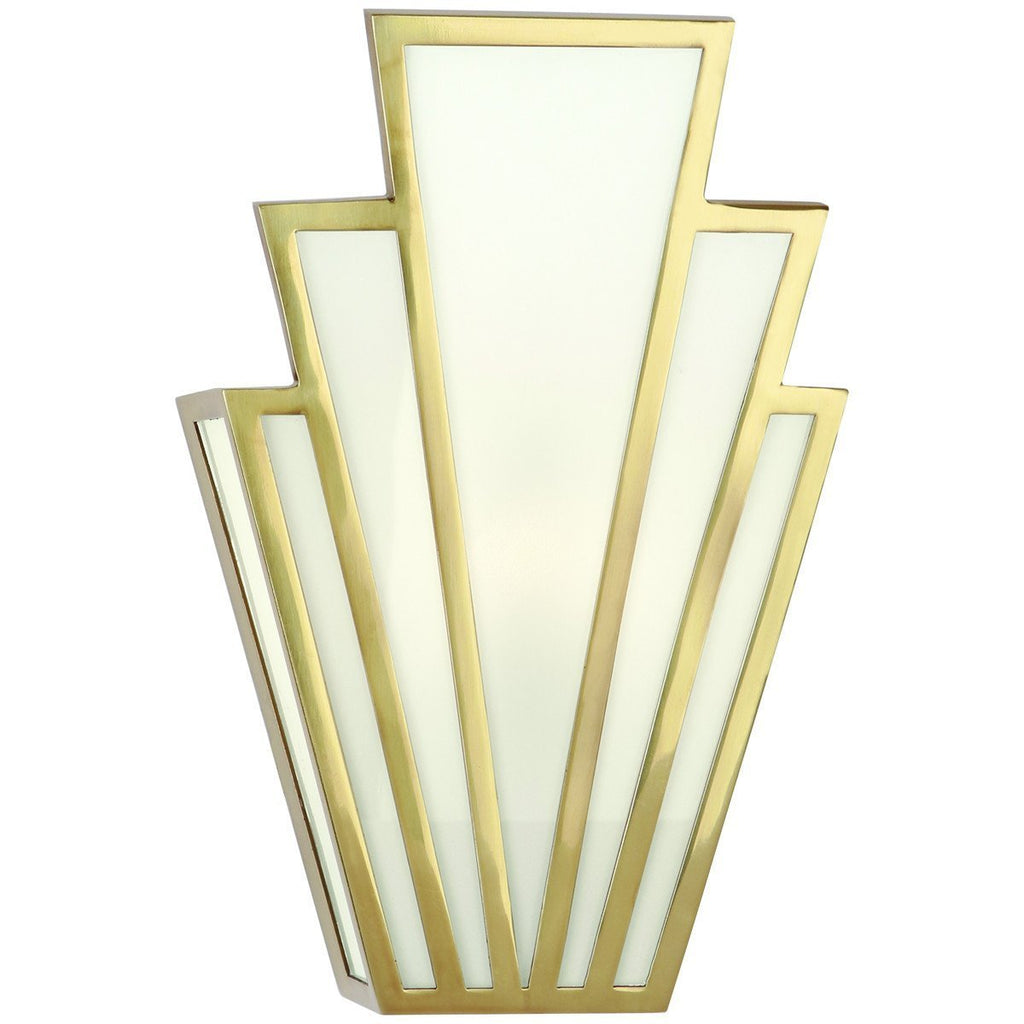 Robert Abbey Empire Wall Sconce