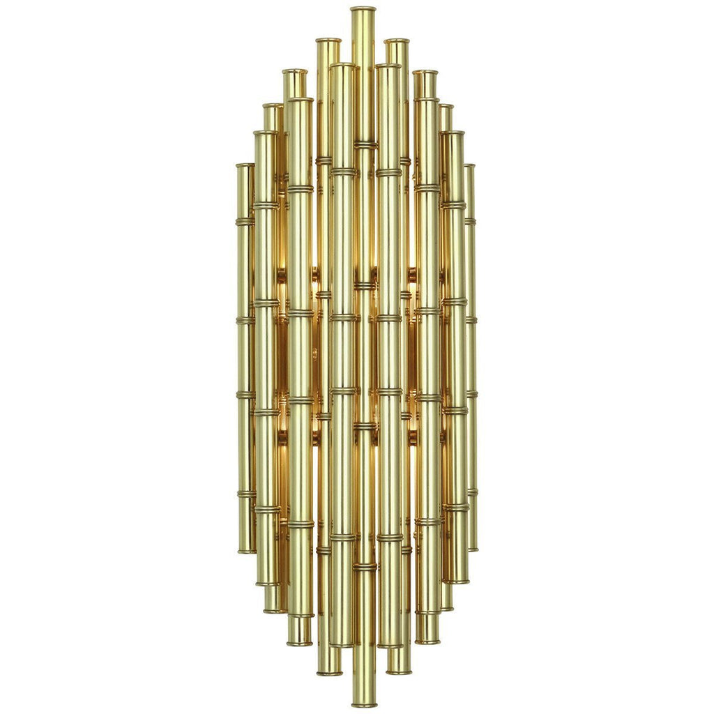 Robert Abbey Jonathan Adler Meurice 2-Light Wall Sconce