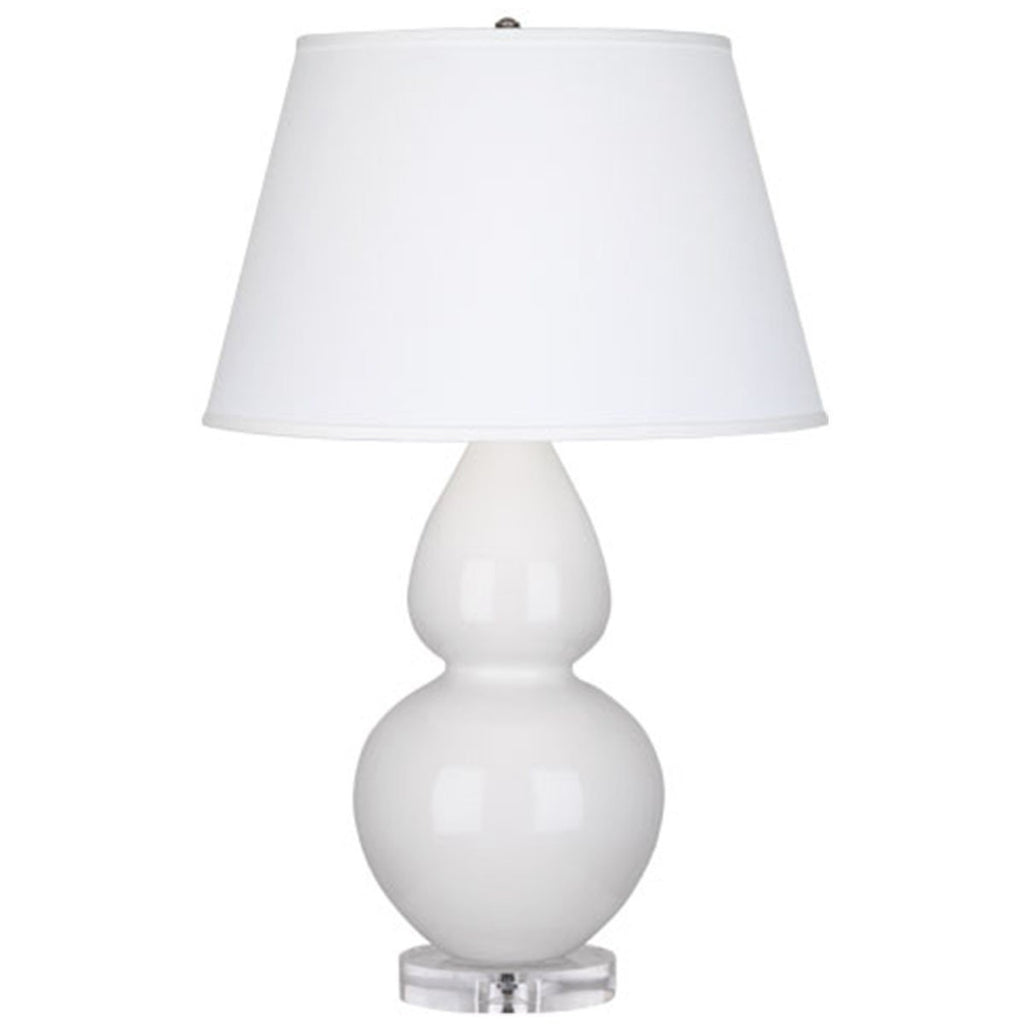 Robert Abbey Large Double Gourd Table Lamp