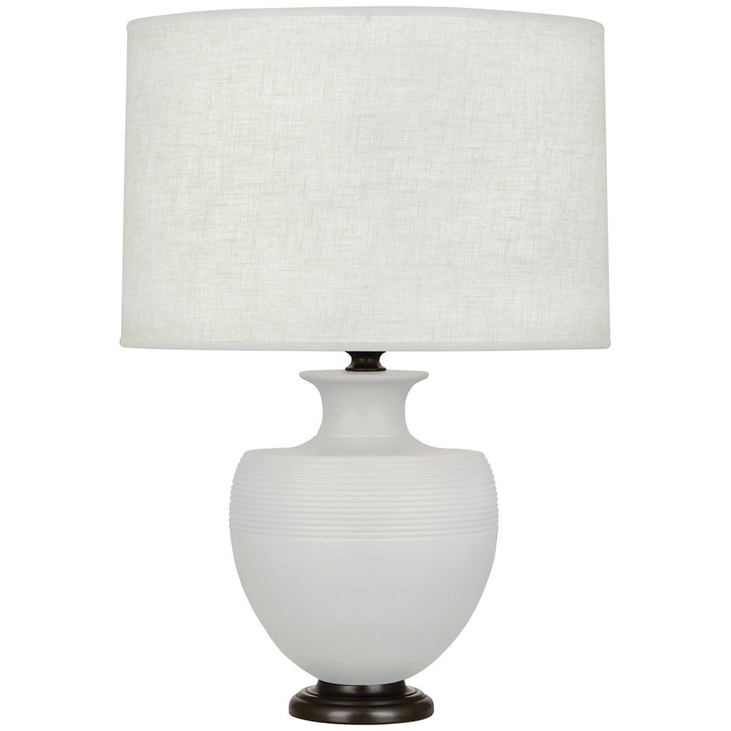 Robert Abbey Michael Berman Atlas Table Lamp