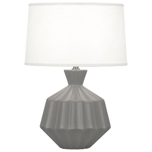 Robert Abbey Fluted Ceramic Table Lamp