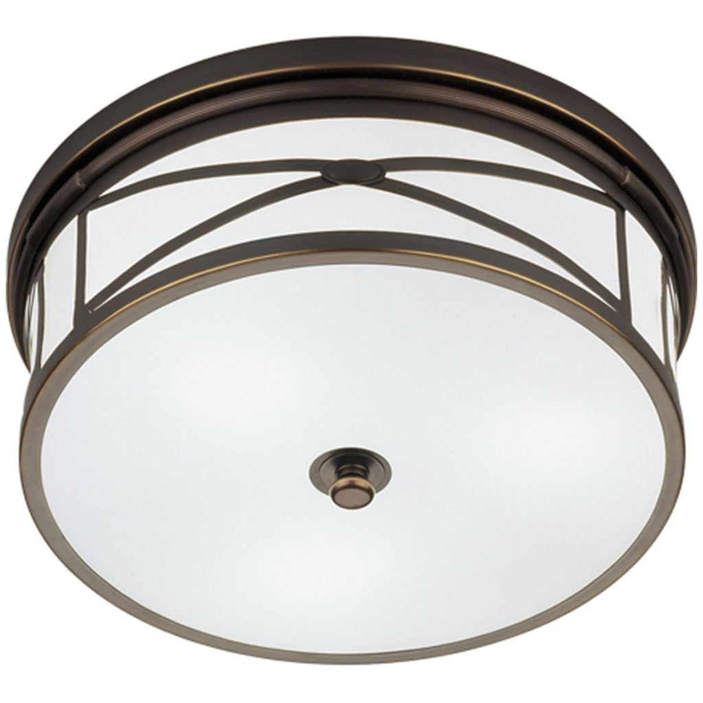 Robert Abbey Chase Flush Mount