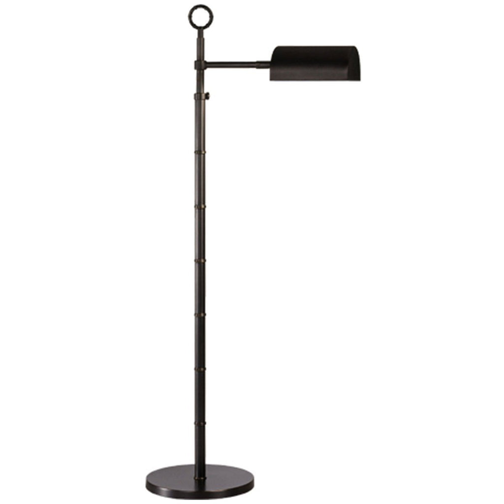 Robert Abbey Jonathan Adler Meurice Adjustable Pharmacy Floor Lamp