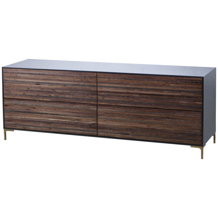 Thomas Bina Zuma 4-Drawer Dresser