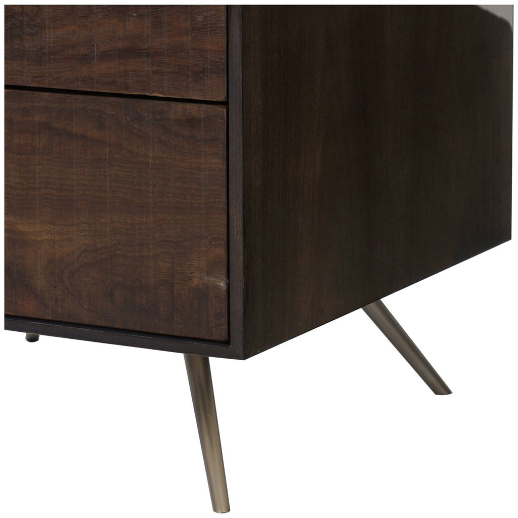 Thomas Bina Almera 2-Drawer Nightstand