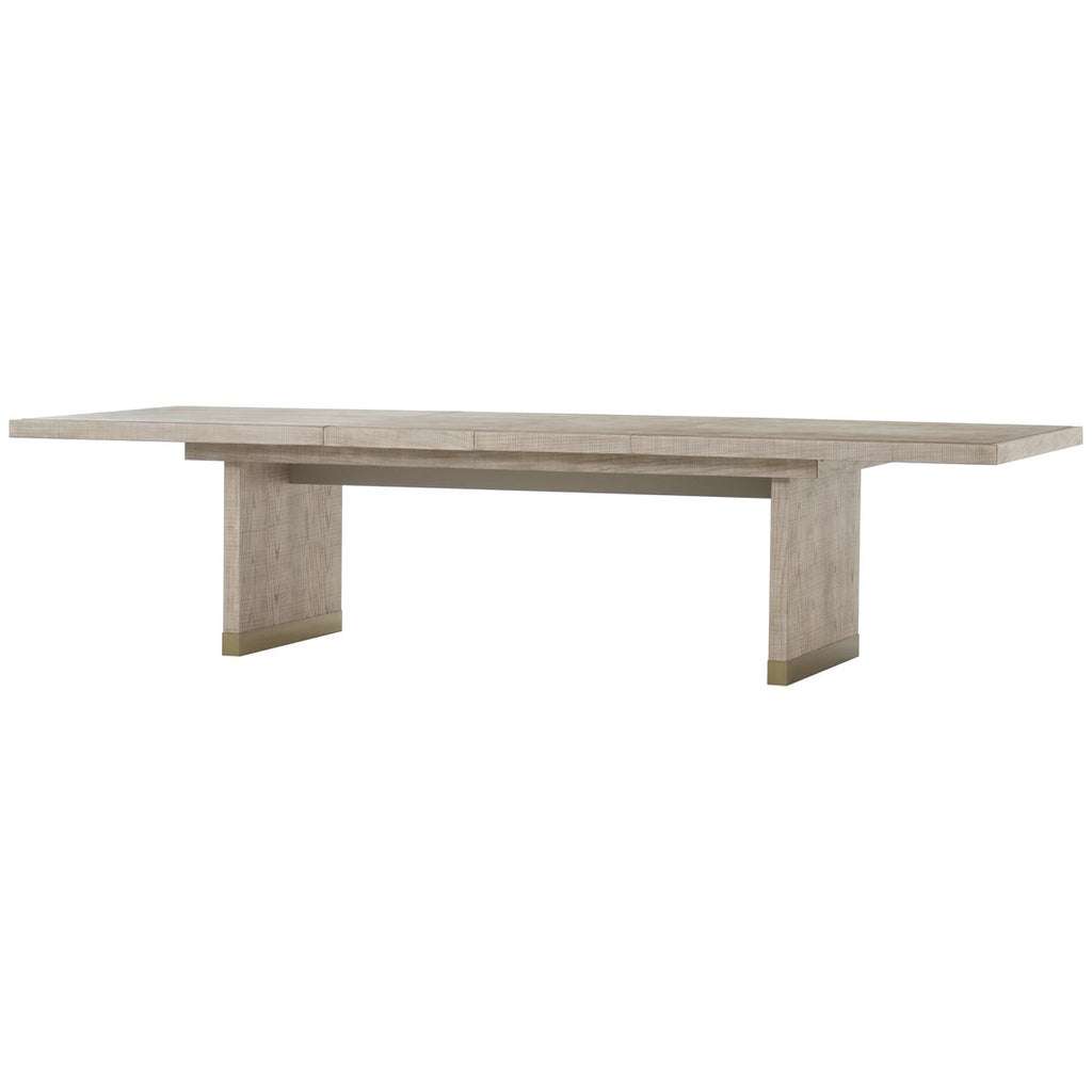 Maison 55 Raffles 88-Inch Extending Dining Table - Natural