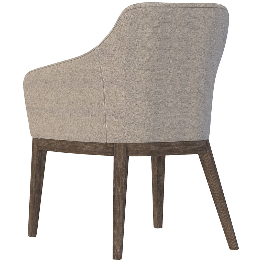 Maison 55 Emerson Dining Arm Chair - Marley Graphite