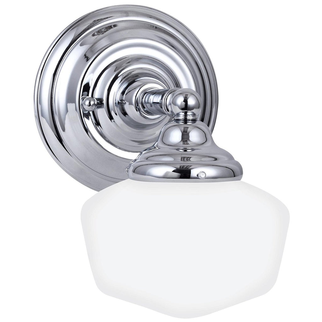 Sea Gull Lighting Academy 1-Light Wall Bath Sconce