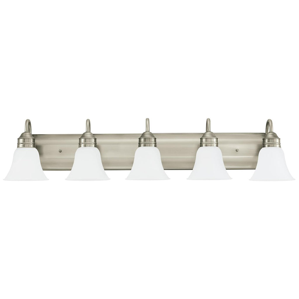 Sea Gull Lighting Gladstone 5-Light Wall Bath Sconce