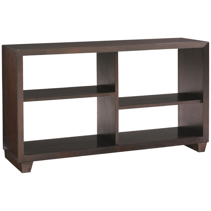 "CTH Sherrill Occasional 42"" Bookcase Console 350-470"