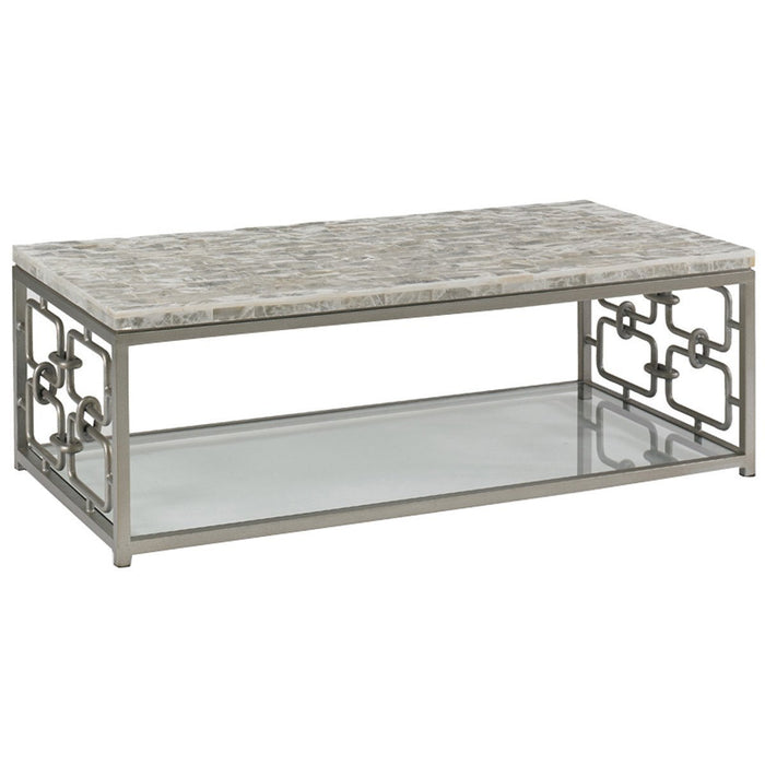 CTH Sherrill Occasional Masterpiece Gypsos Cocktail Table