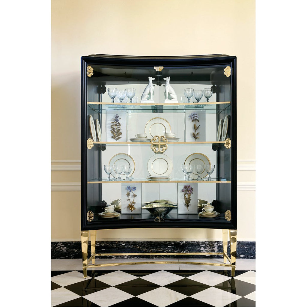 Caracole Signature Debut Connoisseurs Display Cabinet