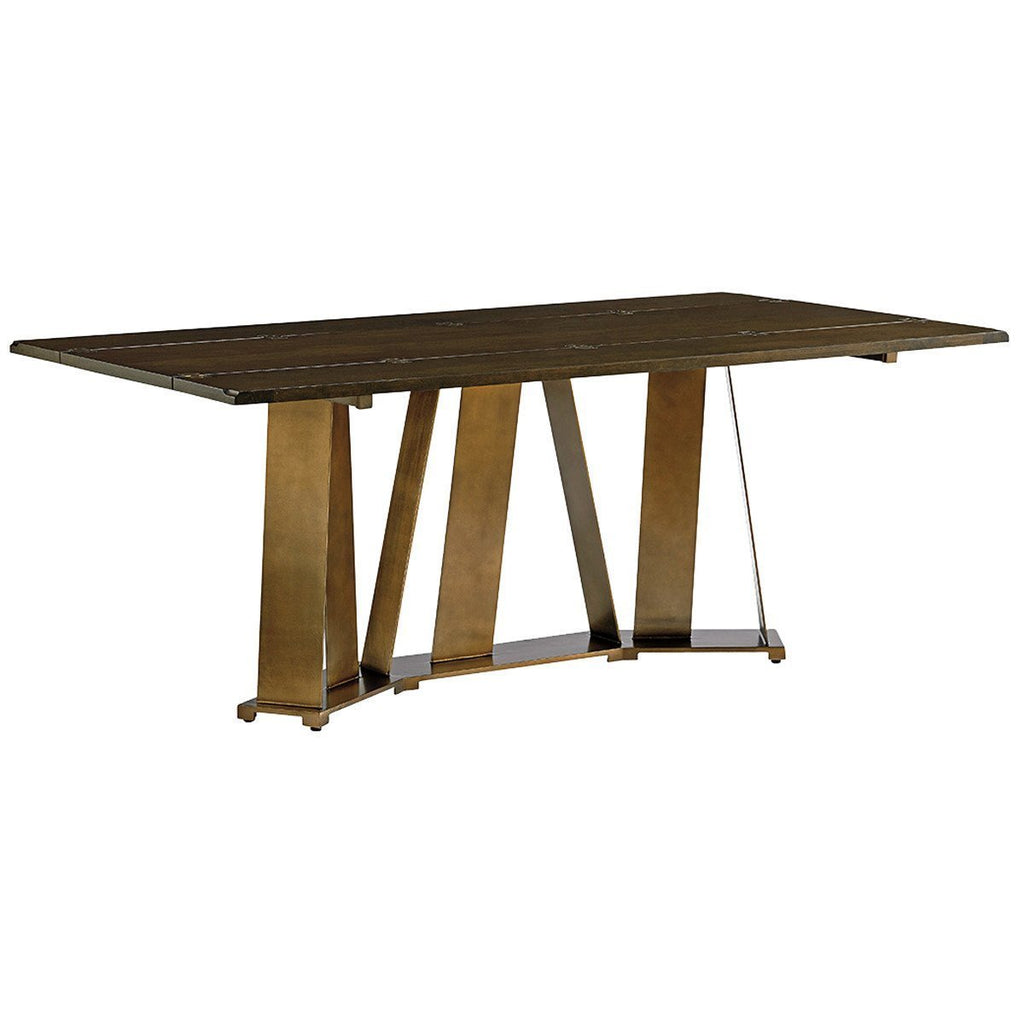Groovy Sligh Gateway Flip Top Console Table Gmtry Best Dining Table And Chair Ideas Images Gmtryco