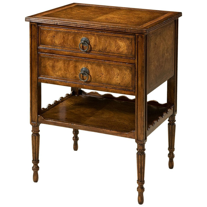 Theodore Alexander Brooksby Midnight In 1850 Accent Table