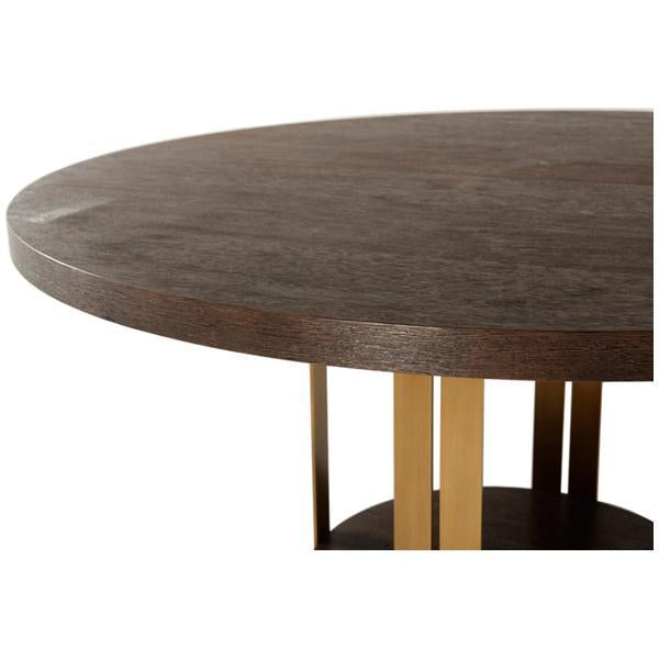 Theodore Alexander Tambura Dining Table
