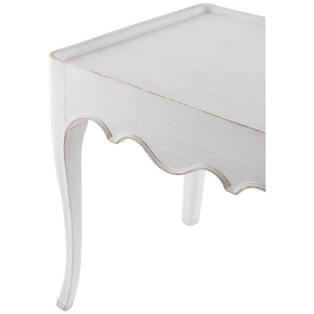 Theodore Alexander Tavel The Lune Side Table