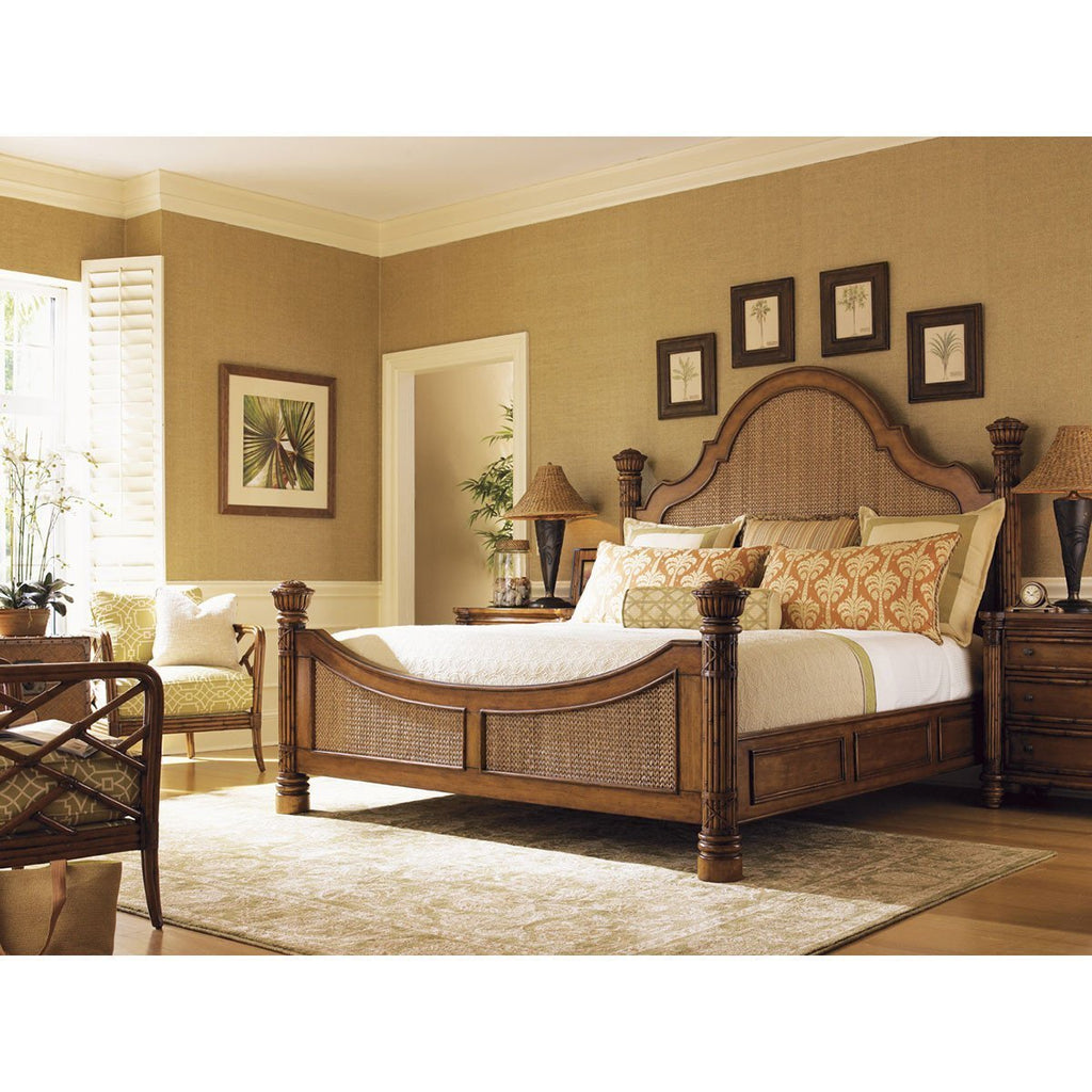 Tommy Bahama Island Estate Round Hill Bed 531-133C