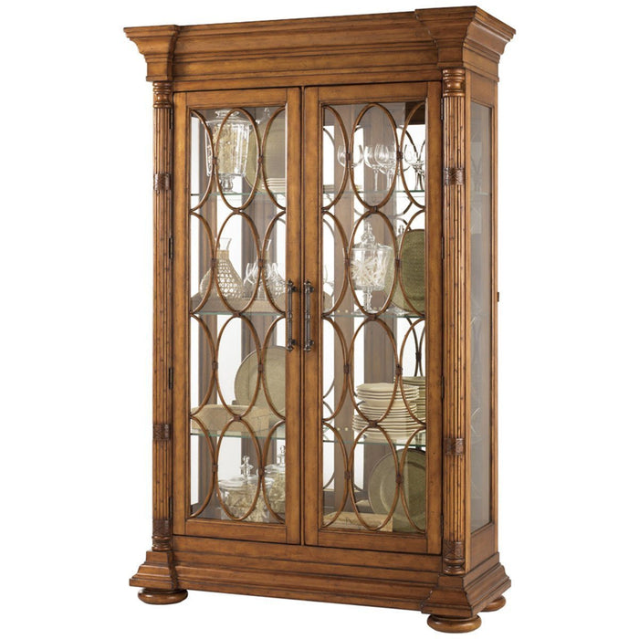 Tommy Bahama Island Estate Mariana Display Cabinet 531-864
