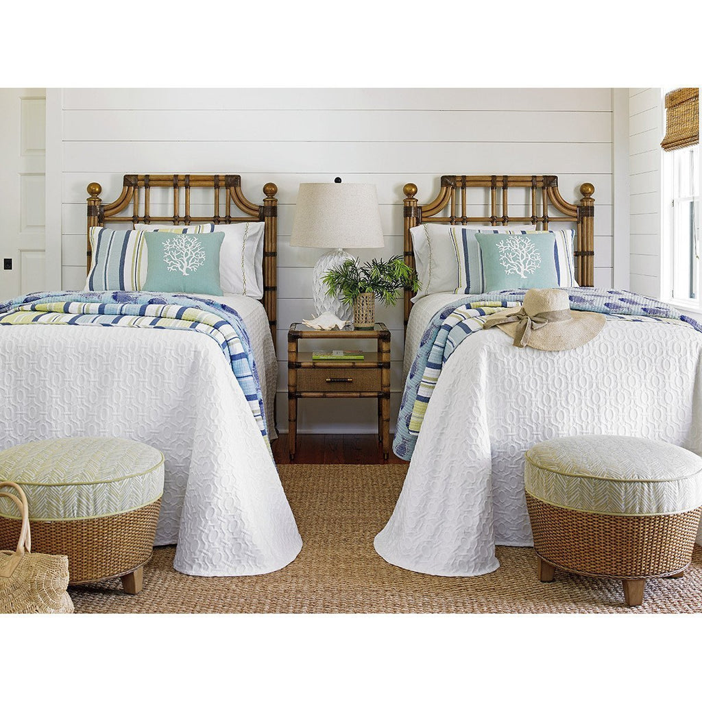 Tommy Bahama Twin Palms Bayshore Night Table