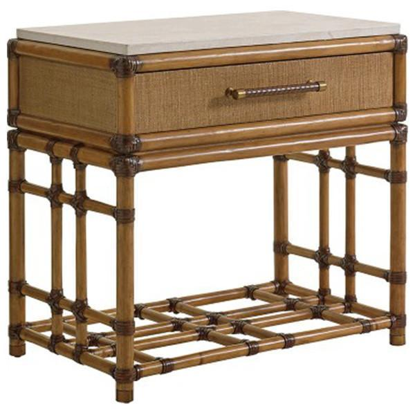 Tommy Bahama Twin Palms Cordoba Open Nightstand