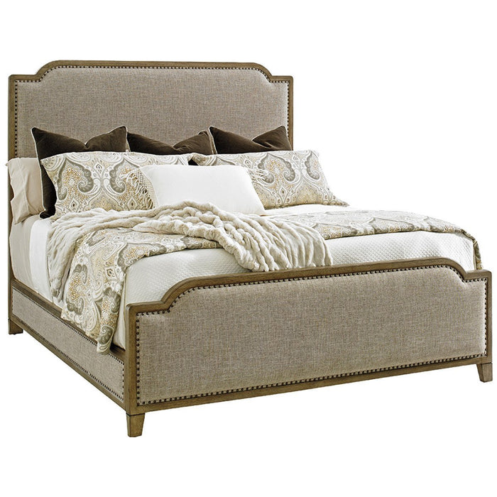 Tommy Bahama Cypress Point Stone Harbour Upholstered Bed