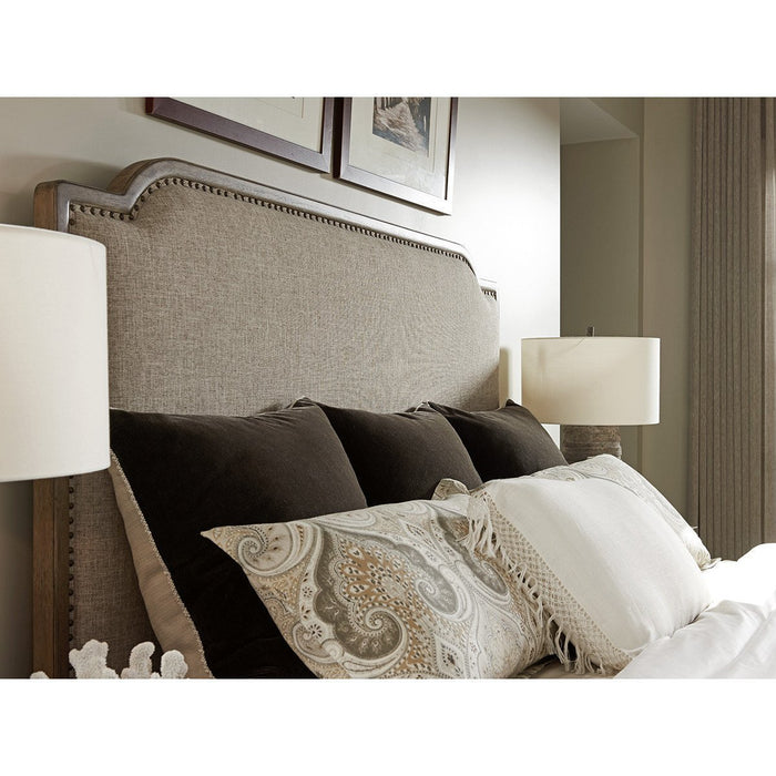 Tommy Bahama Cypress Point Stone Harbour Upholstered Headboard