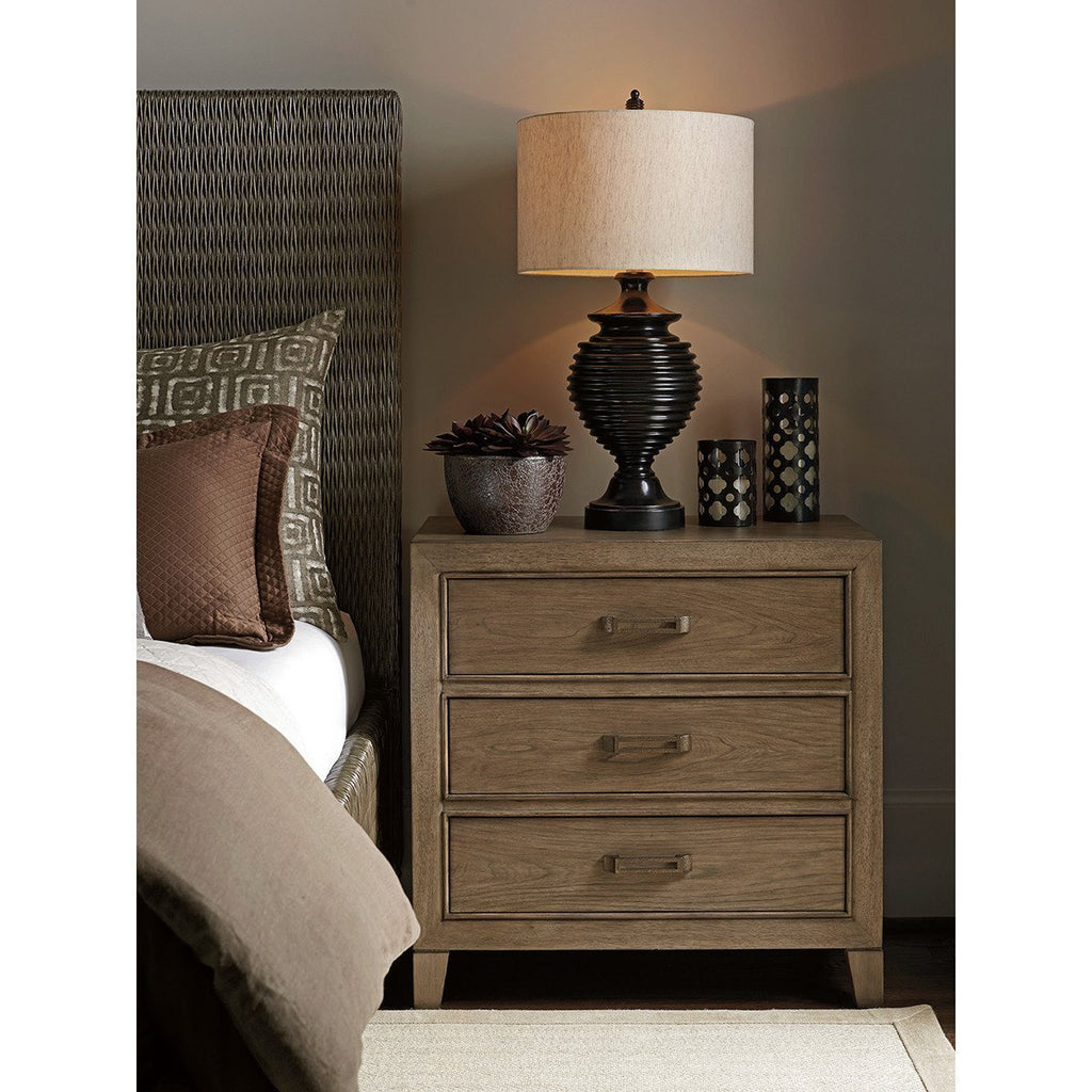Tommy Bahama Cypress Point Mcclellan Drawer Nightstand