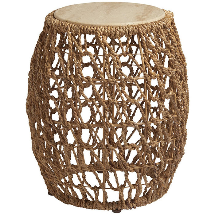 Tommy Bahama Los Altos Madrid Woven Accent Table