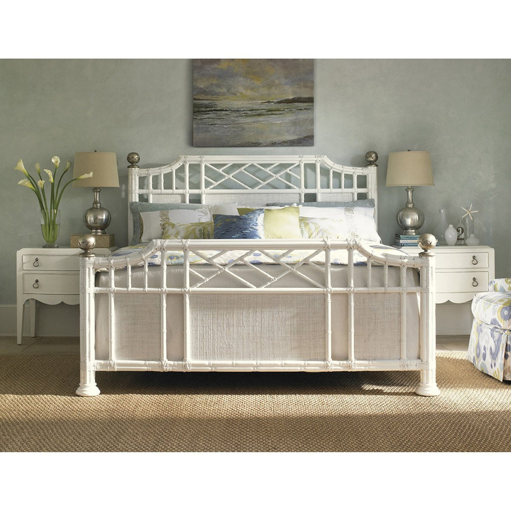 Tommy Bahama Ivory Key Martello Night Table 543-623