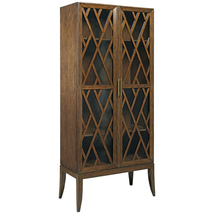 Woodbridge Furniture Bordeaux Reed Cabinet