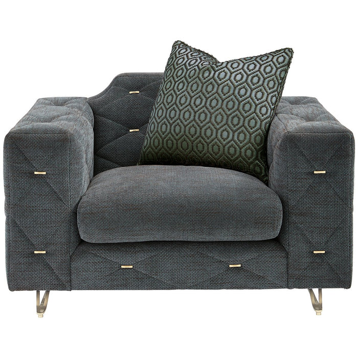 Caracole Upholstery Diamond Dash Chair