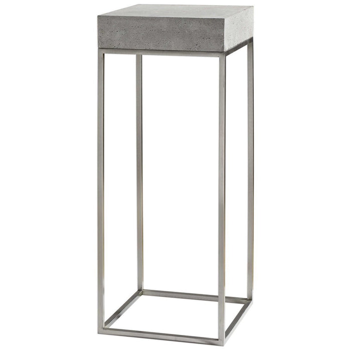 Uttermost Jude Industrial Modern Plant Stand
