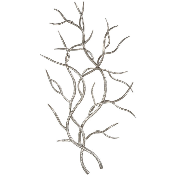 Uttermost Silver Branches Wall Decor Set of 2