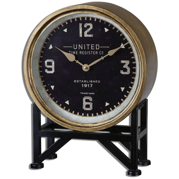 Uttermost Shyam Table Clocks 06094