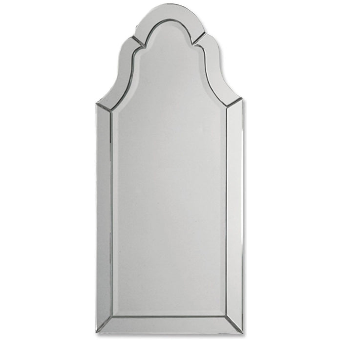 Uttermost Hovan Frameless Arched Mirror 11912 B
