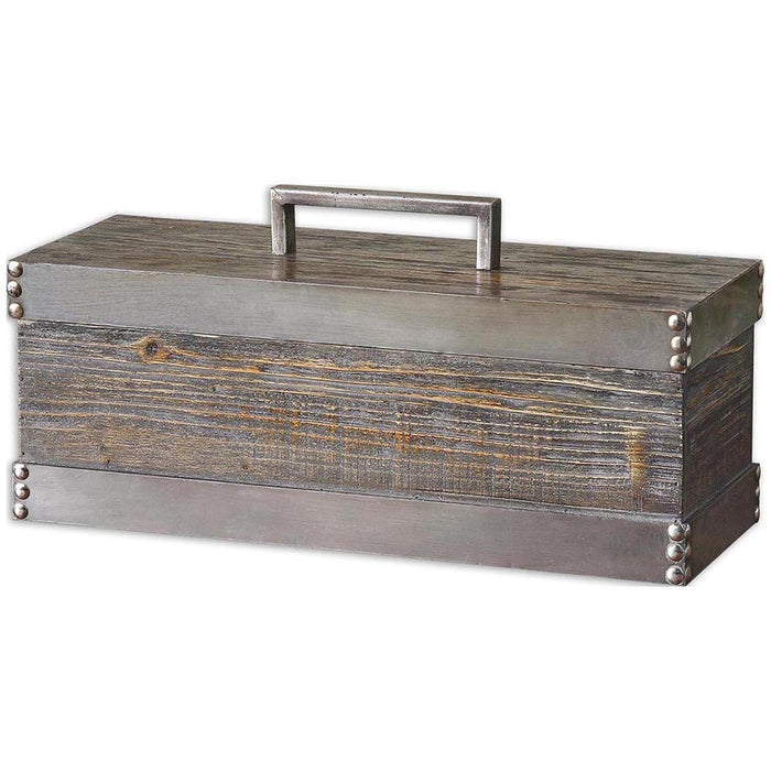 Uttermost Lican Natural Wood Decorative Box 19669
