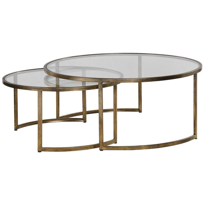 Uttermost Rhea Nested Coffee Tables Set of 2