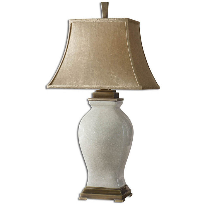 Uttermost Rory Ivory Table Lamp 26737