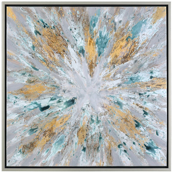 Uttermost Exploding Star Artwork