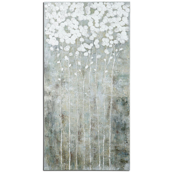 Uttermost Cotton Florals Wall Art 41908