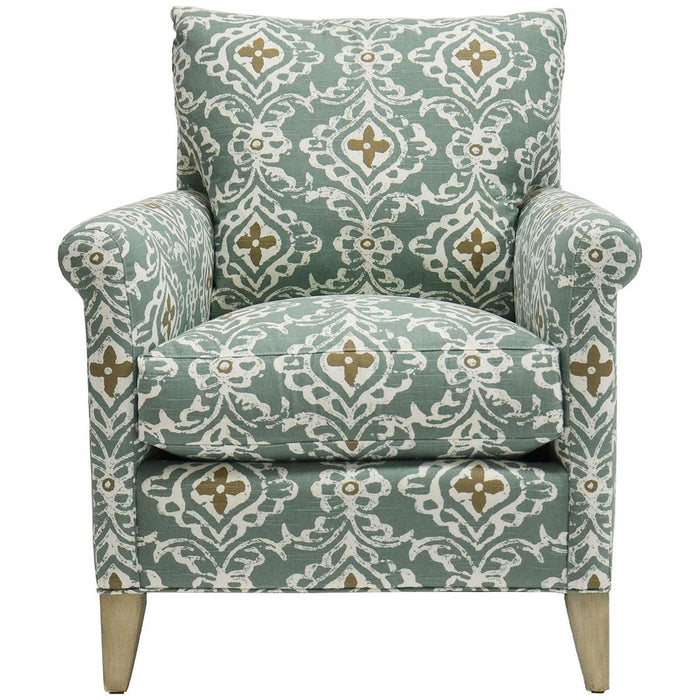 Vanguard Furniture Lotus Seaglass Gwynn Chair