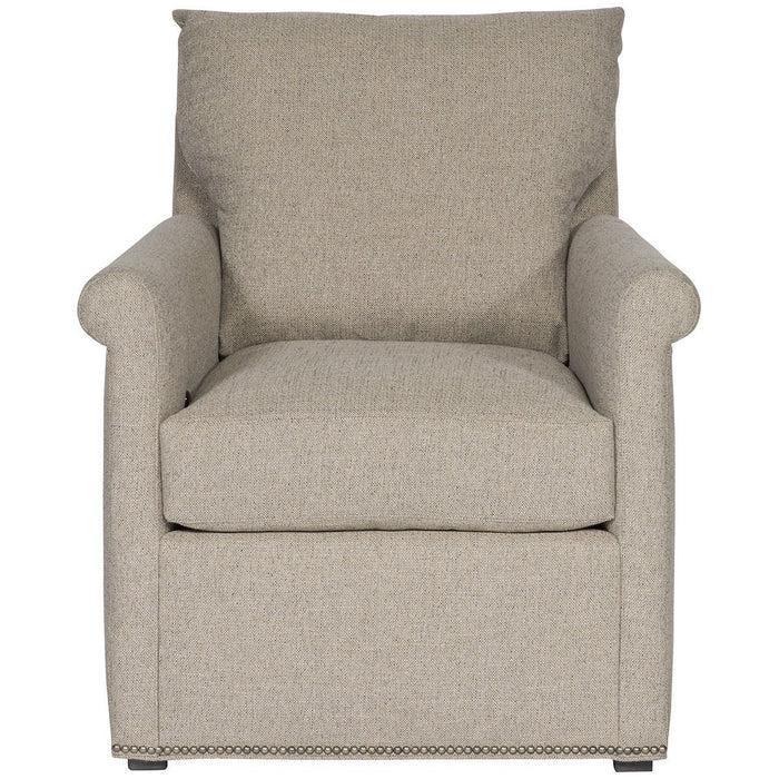 Vanguard Furniture Jagger Fog Gwynn Tilt Back