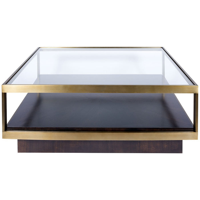 Vanguard Furniture Rosco Square Cocktail Table