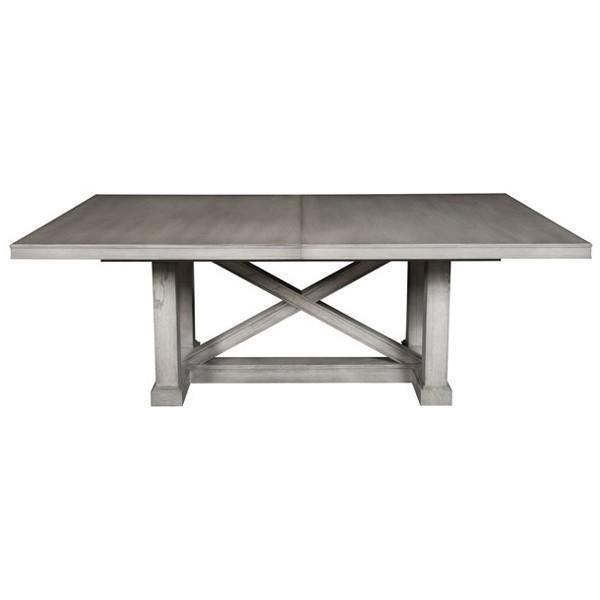 Vanguard Furniture Dove Gray Falkner Dining Table